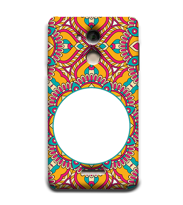 Cool Patterns Photo Back Cover for Coolpad Note 5