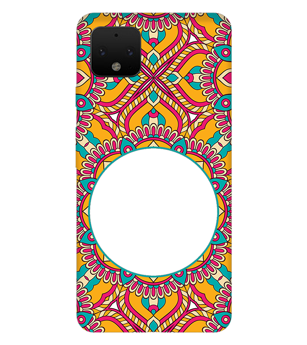 Cool Patterns Photo Back Cover for Google Pixel 4 XL