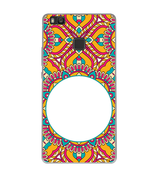 Cool Patterns Photo Back Cover for Huawei Honor 8 Smart