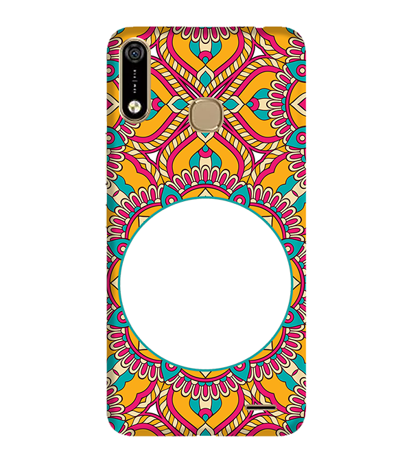 Cool Patterns Photo Back Cover for Infinix Hot 7 Pro