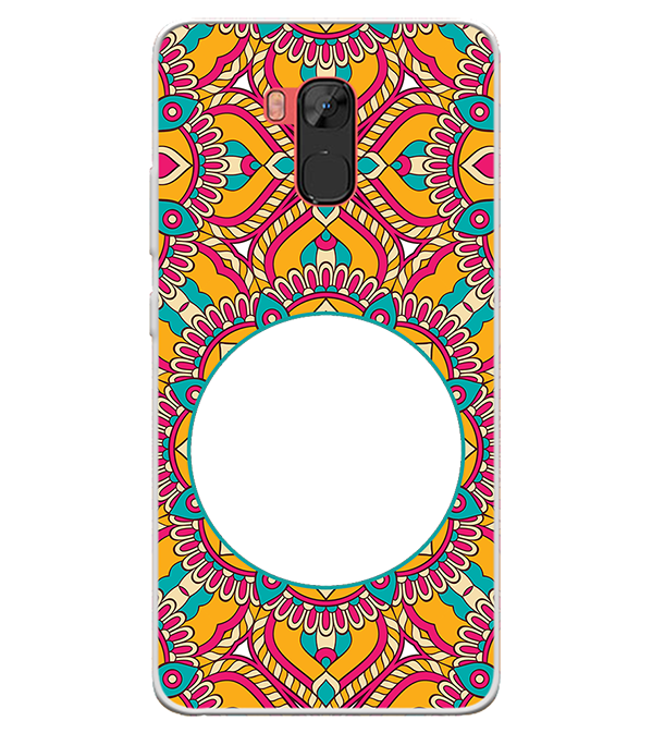 Cool Patterns Photo Back Cover for Infinix Note 5 Stylus