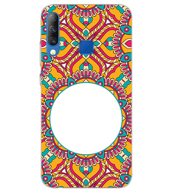 Cool Patterns Photo Back Cover for Infinix S4