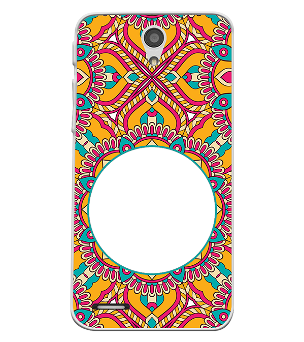 Cool Patterns Photo Back Cover for InFocus M260