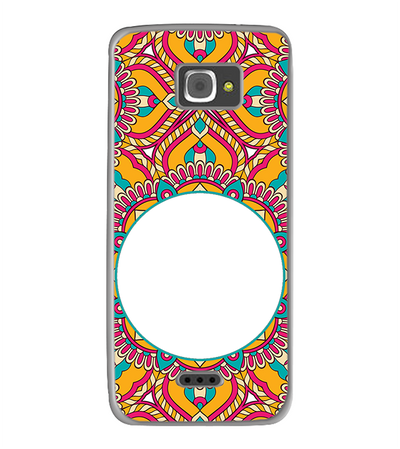 Cool Patterns Photo Back Cover for InFocus M350