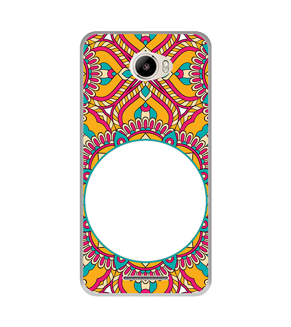 Cool Patterns Photo Back Cover for Intex Intx Trend Lite