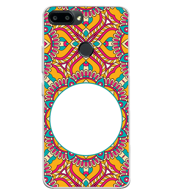 Cool Patterns Photo Back Cover for Itel A45