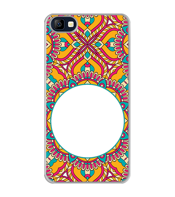 Cool Patterns Photo Back Cover for Karbonn K9 Smart Selfie