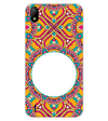 Cool Patterns Photo Back Cover for Lava Z41