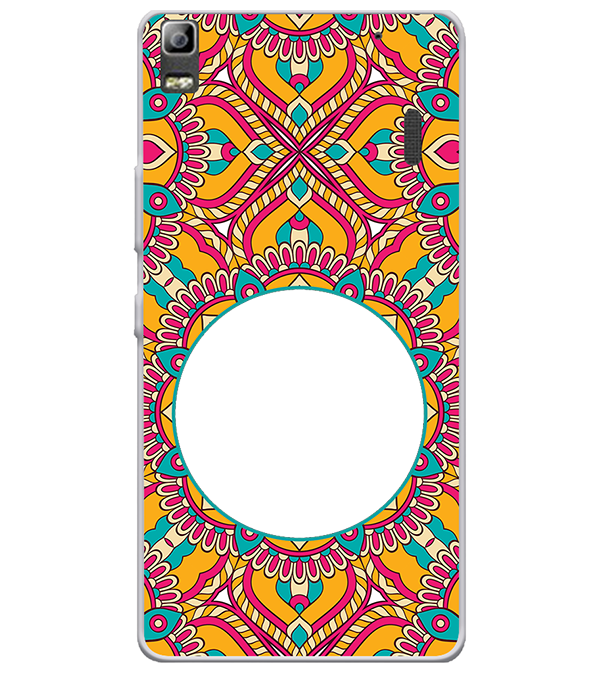 Cool Patterns Photo Back Cover for Lenovo A7000 and K3 Note