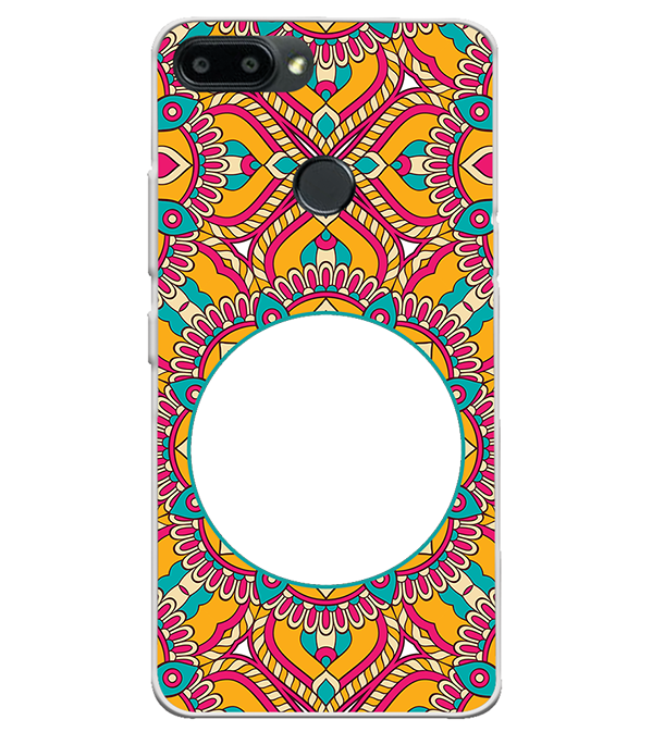 Cool Patterns Photo Back Cover for Lenovo K9 Note