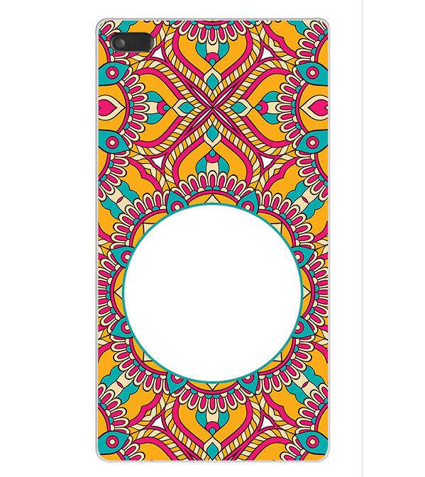 Cool Patterns Photo Back Cover for Lenovo Tab 7