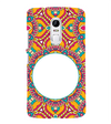 Cool Patterns Photo Back Cover for Lenovo Vibe X3