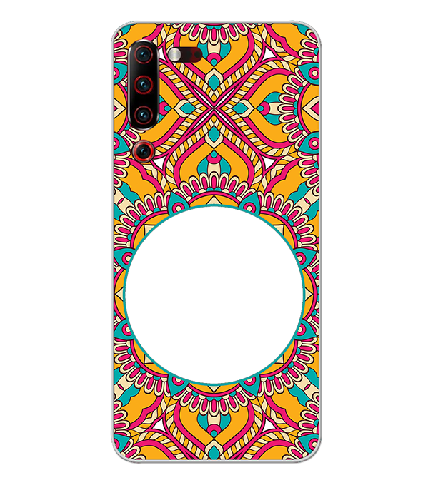 Cool Patterns Photo Back Cover for Lenovo Z6 Pro