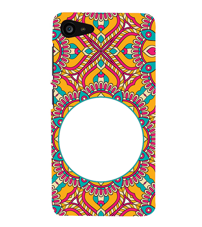 Cool Patterns Photo Back Cover for Lenovo ZUK Z2