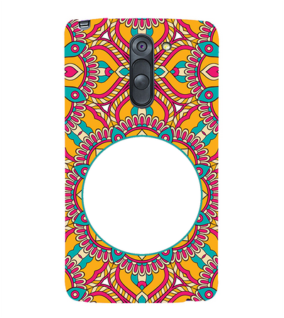 Cool Patterns Photo Back Cover for LG G3 Stylus