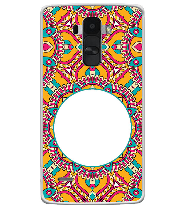 Cool Patterns Photo Back Cover for LG G4 Stylus
