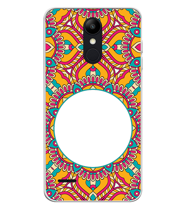 Cool Patterns Photo Back Cover for LG K9