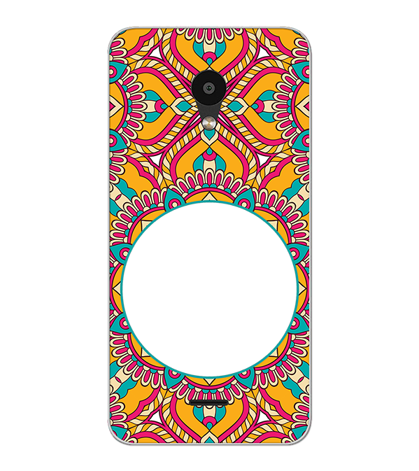 Cool Patterns Photo Back Cover for Meizu C9 Pro