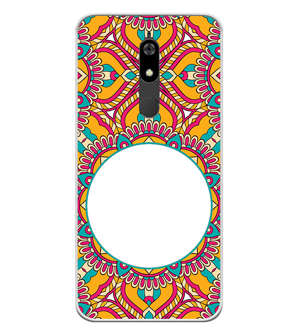Cool Patterns Photo Back Cover for Micromax Canvas Infinity Pro