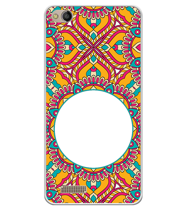 Cool Patterns Photo Back Cover for Mobistar CQ Dual