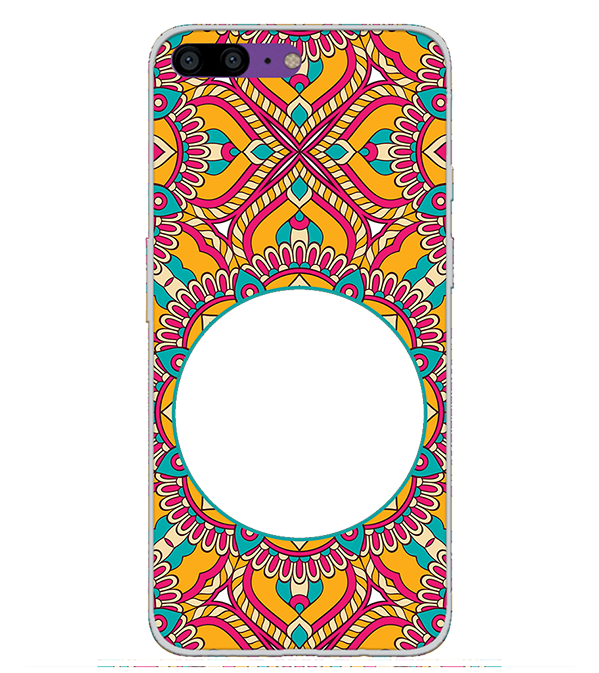 Cool Patterns Photo Back Cover for OnePlus 5