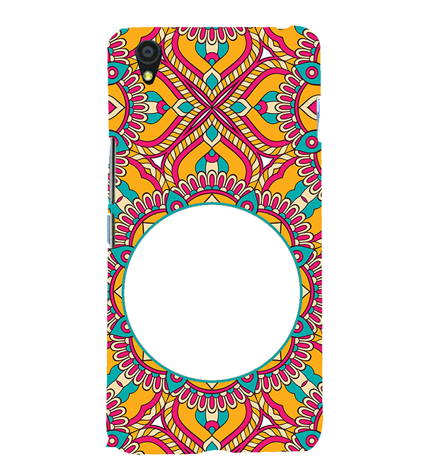 Cool Patterns Photo Back Cover for OnePlus X
