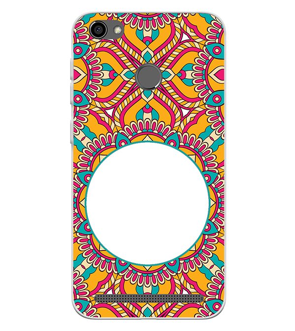Cool Patterns Photo Back Cover for Panasonic P85 NXT