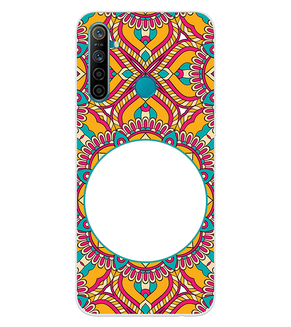 Cool Patterns Photo Back Cover for Realme 5i