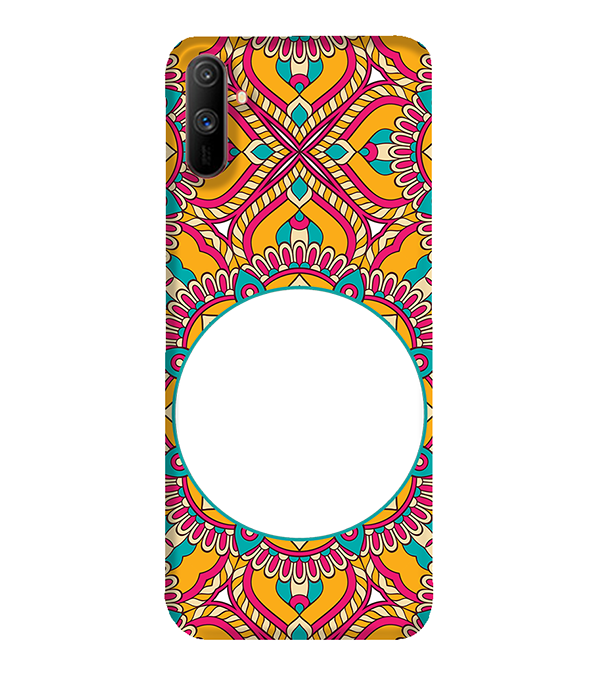 Cool Patterns Photo Back Cover for Realme C3