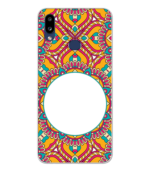 Cool Patterns Photo Back Cover for Samsung Galaxy A10s