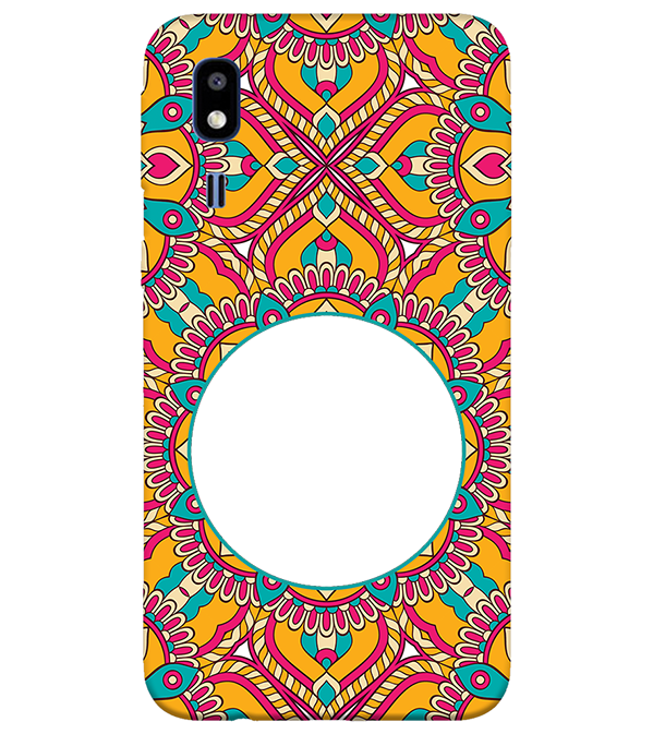 Cool Patterns Photo Back Cover for Samsung Galaxy A2 Core