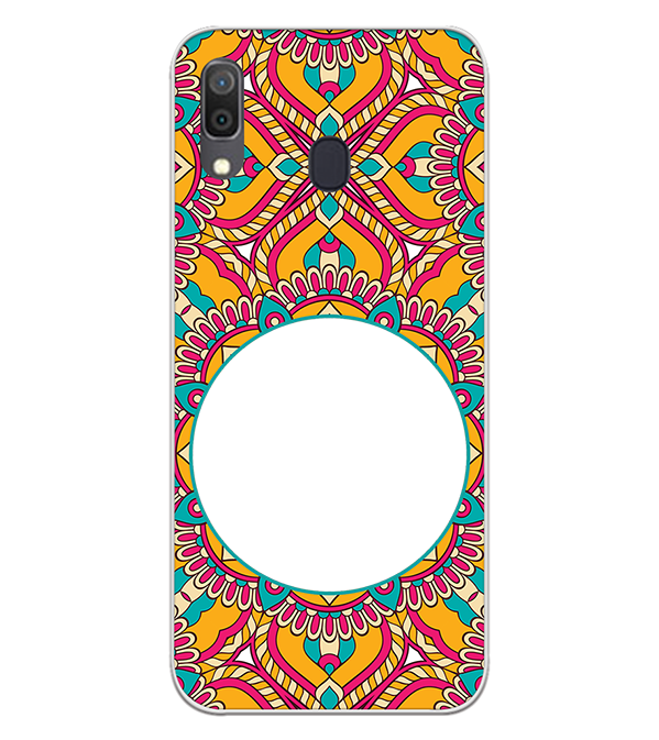 Cool Patterns Photo Back Cover for Samsung Galaxy A30
