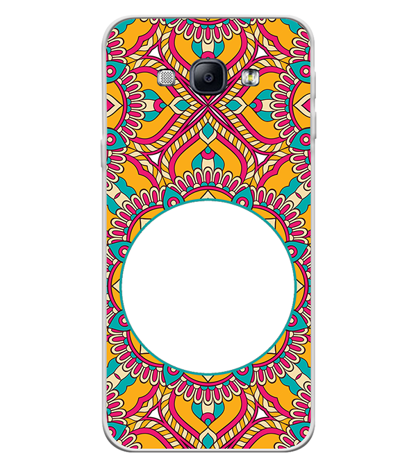Cool Patterns Photo Back Cover for Samsung Galaxy A8 (2015)