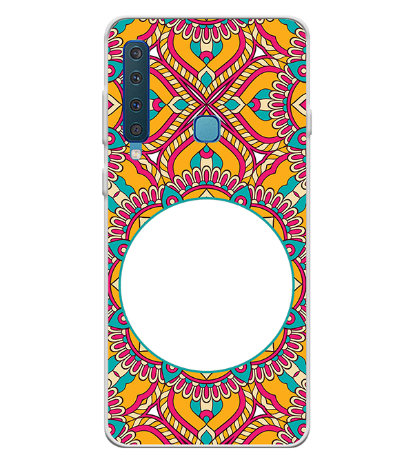 Cool Patterns Photo Back Cover for Samsung Galaxy A9 (2018)