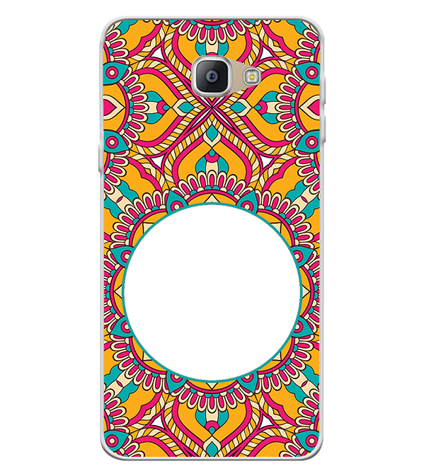 Cool Patterns Photo Back Cover for Samsung Galaxy A9 Pro
