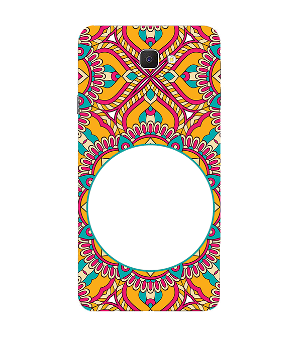 Cool Patterns Photo Back Cover for Samsung Galaxy C9 Pro