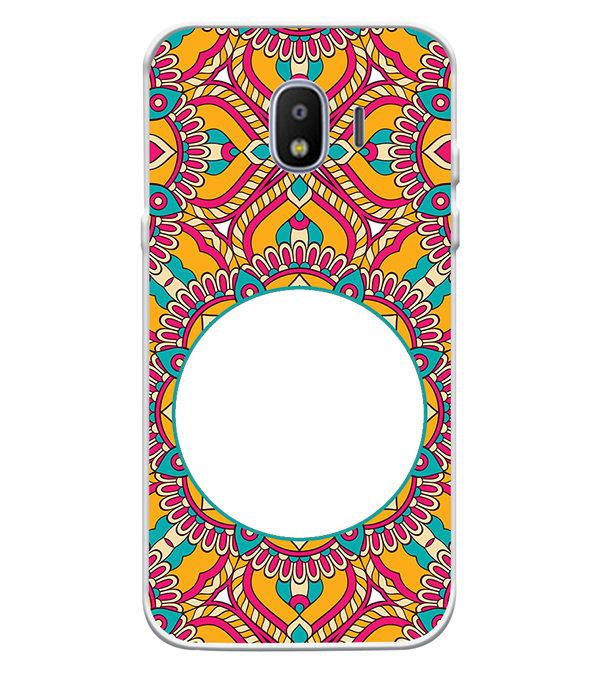 Cool Patterns Photo Back Cover for Samsung Galaxy J2 (2018)