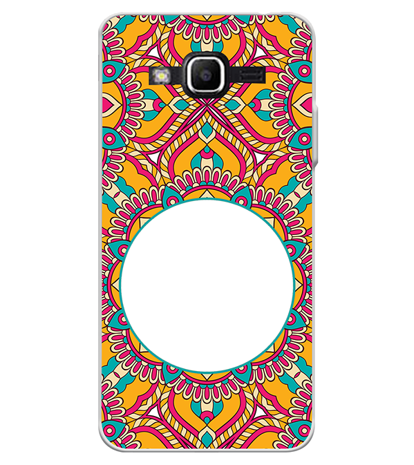 Cool Patterns Photo Back Cover for Samsung Galaxy J2 Ace