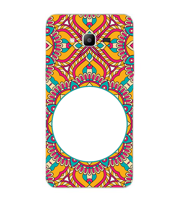 Cool Patterns Photo Back Cover for Samsung Galaxy J2 Prime
