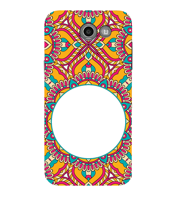 Cool Patterns Photo Back Cover for Samsung Galaxy J7 (2017)