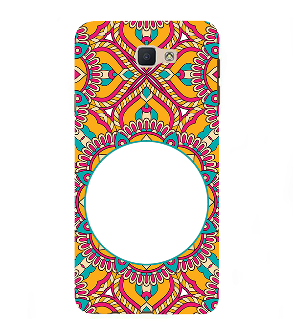 Cool Patterns Photo Back Cover for Samsung Galaxy J7 Prime (2016)