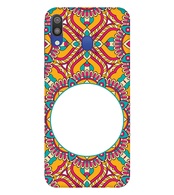 Cool Patterns Photo Back Cover for Samsung Galaxy M20