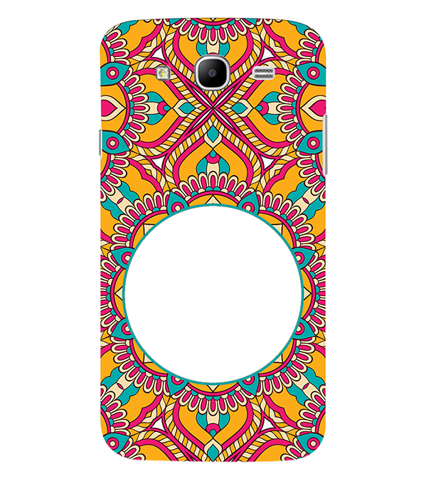 Cool Patterns Photo Back Cover for Samsung Galaxy Mega 5.8 I9150