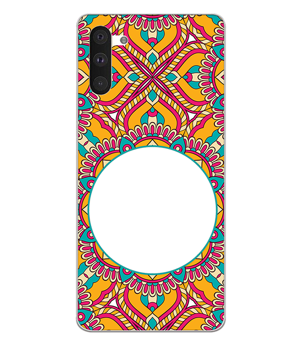 Cool Patterns Photo Back Cover for Samsung Galaxy Note 10