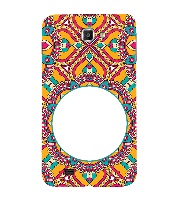 Cool Patterns Photo Back Cover for Samsung Galaxy Note N7000