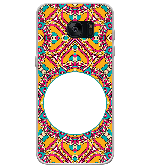 Cool Patterns Photo Back Cover for Samsung Galaxy S7 Edge