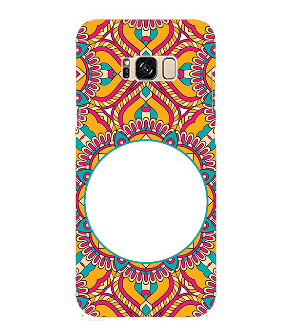 Cool Patterns Photo Back Cover for Samsung Galaxy S8 Plus