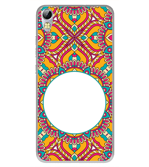 Cool Patterns Photo Back Cover for Tecno I3 Pro