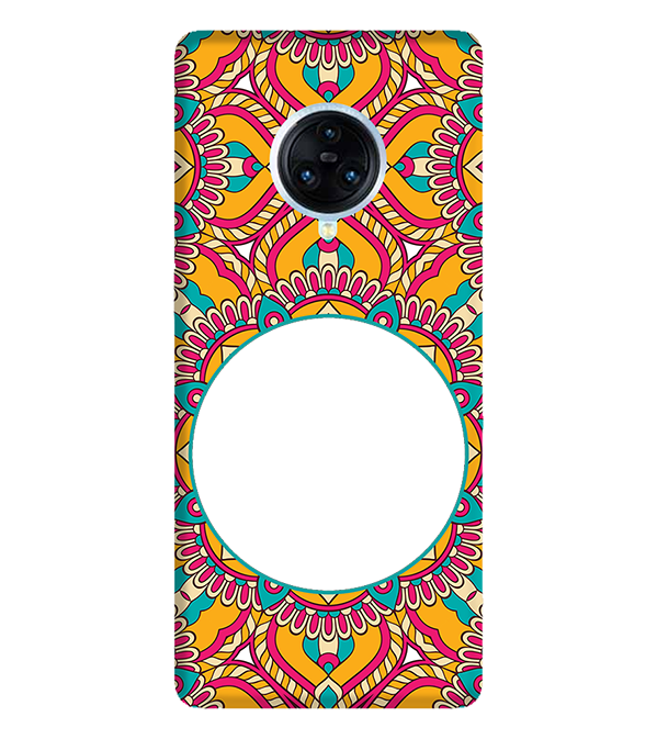 Cool Patterns Photo Back Cover for Vivo NEX 3
