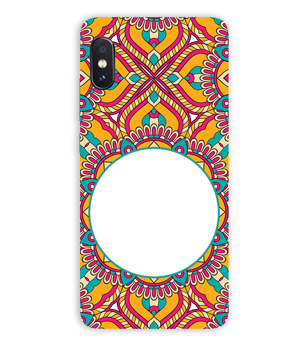 Cool Patterns Photo Back Cover for Vivo NEX S
